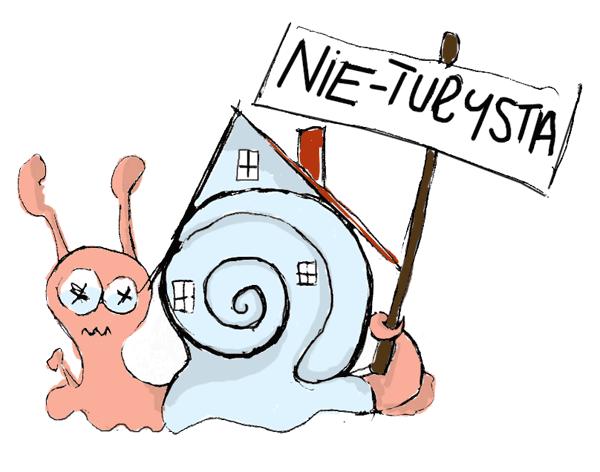 nieturysta