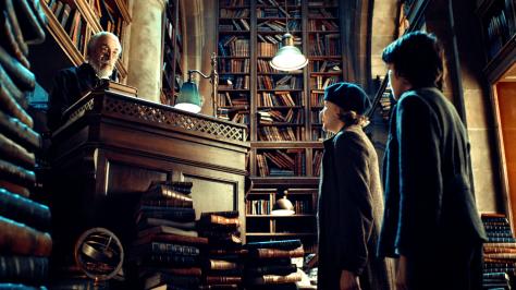 Hugo Movie Stills Bookstore 7 - Reception