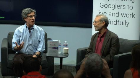 Richard Davidson i Daniel Goleman